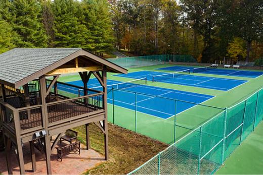 Abernethy Tennis Pavilion
